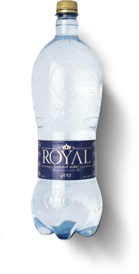 Royal Ionized Water