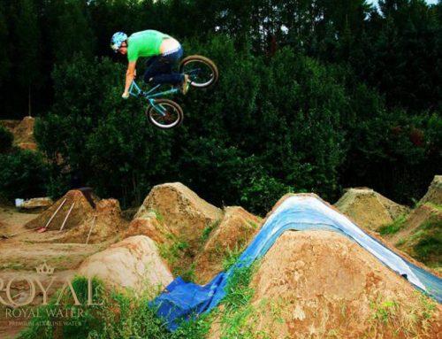 ZDENĚK PUNČOCHÁŘ freestyle BMX